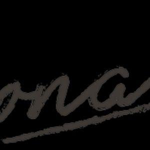 Mona B Bags - NEW WITH TAGS big MONA B Wonderland burlap tote